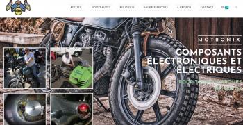 création site internet motronix