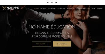 No Name Education formations pour coiffeurs professionnels